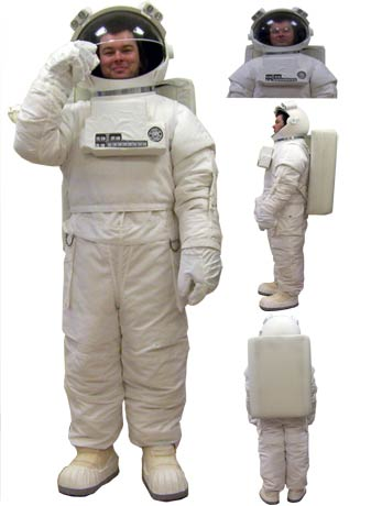 real space suit costume - photo #22