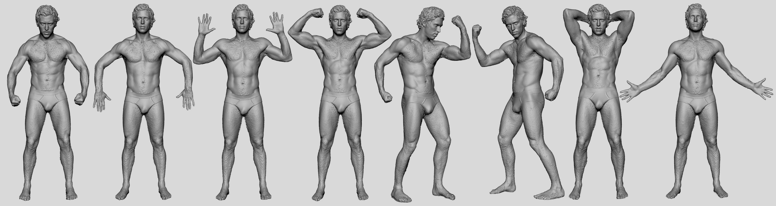 3d Body Scans Soon To Be Released Infinite Realities