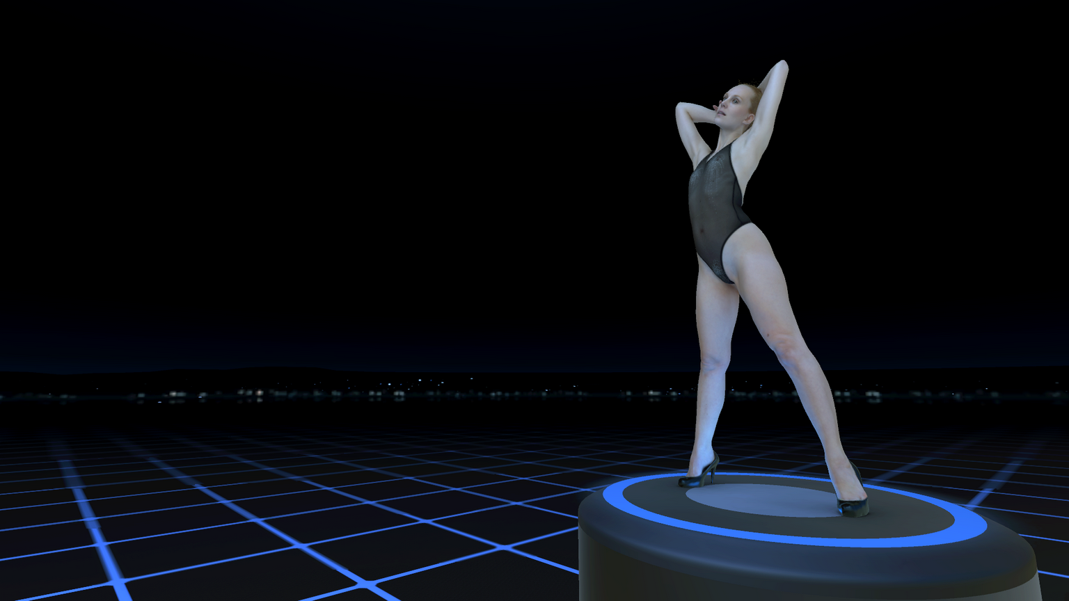 Virtual 3d girls sexy pictures